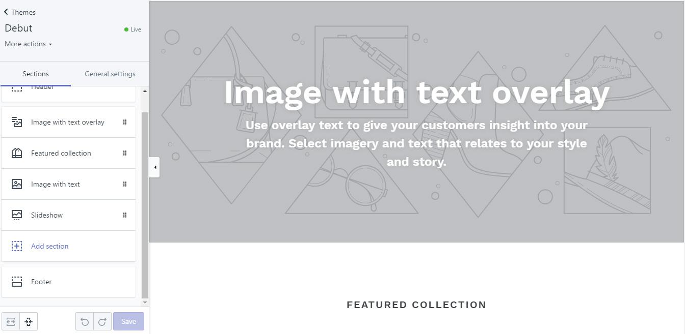 Shopify Themes Customization