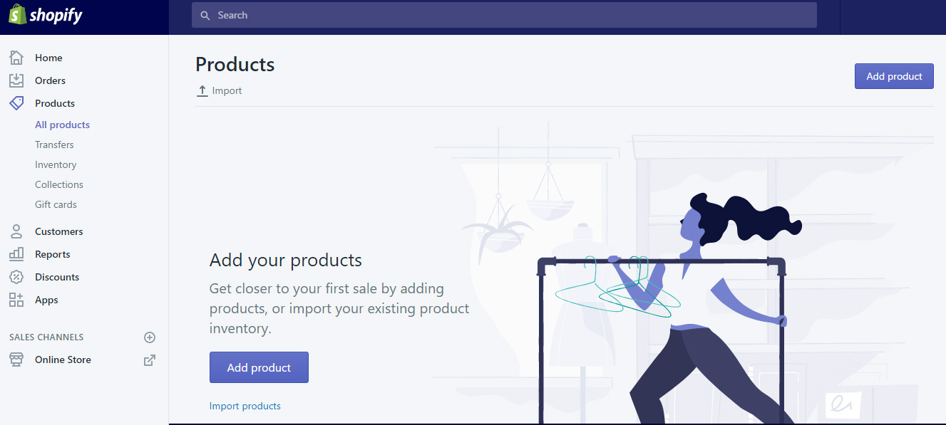 Shopify Product Section